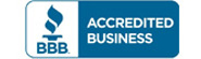 We are Better Business Bureau Accredited