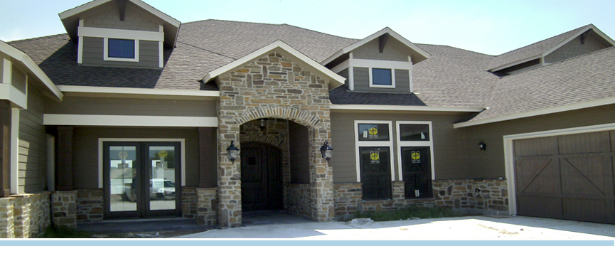 Houston Custom Home Construction